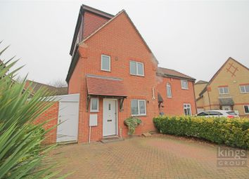4 bed semi-detached house for sale in Coalport Close, Newhall, Harlow CM17