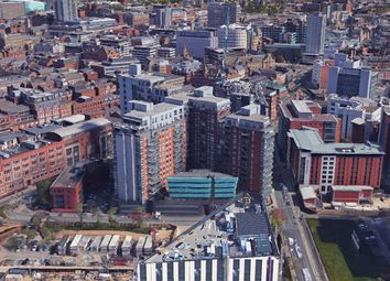 Thumbnail 2 bed flat for sale in West Point, Wellington Street, Leeds