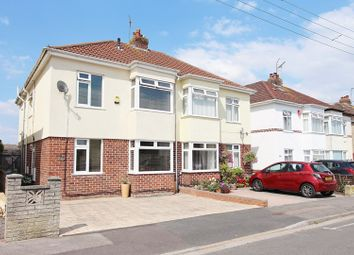 Thumbnail 4 bed semi-detached house for sale in Sherwood Road, Keynsham, Bristol