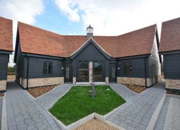 Thumbnail 2 bed semi-detached house for sale in Kemps Farm Mews, Plot 14, Dennises Lane, South Ockendon, Essex