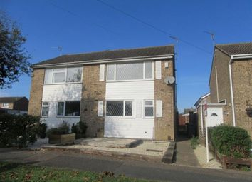 Thumbnail 3 bed property to rent in Shakespeare Road, St. Ives, Huntingdon