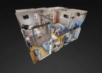 Thumbnail 4 bed maisonette to rent in 124 Viva Apartments, Commercial Street, Birmingham