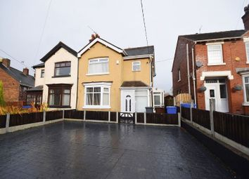 Thumbnail 3 bed semi-detached house to rent in Bagnall Road, Milton, Stoke-On-Trent