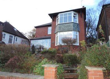 Thumbnail 3 bed detached house for sale in Thorncliffe Avenue, Royton, Oldham