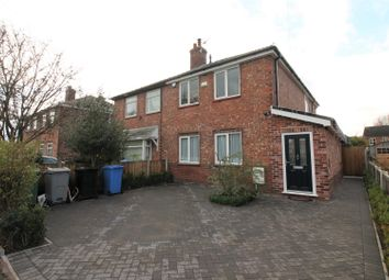 Thumbnail 4 bed semi-detached house for sale in Broadway, Partington, Manchester