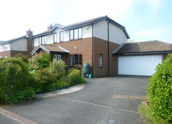Thumbnail 4 bed detached house to rent in Lingfield Close, Warkworth, Morpeth