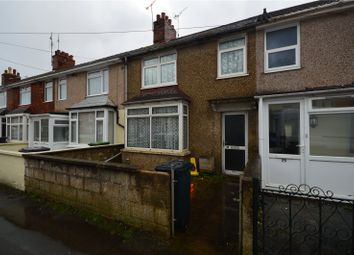 Thumbnail Terraced house for sale in Bruce Street, Rodbourne, Swindon