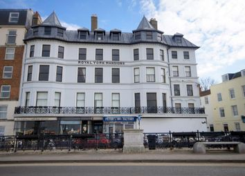 Thumbnail 3 bedroom flat to rent in The Parade, Margate