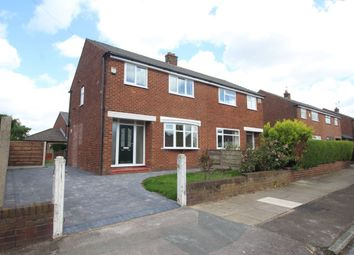 Thumbnail 3 bed semi-detached house for sale in Bowker Avenue, Denton, Manchester