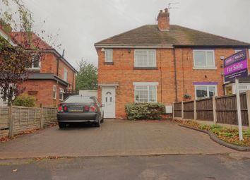 Thumbnail 2 bed semi-detached house for sale in Plank Lane, Birmingham