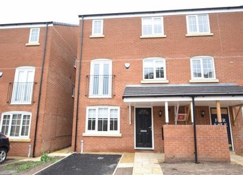 Thumbnail 4 bedroom town house to rent in Holly Close, Stalybridge