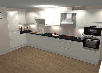 Thumbnail 1 bedroom flat for sale in Bank Street, Wakefield