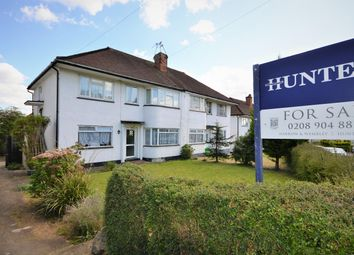 Thumbnail 3 bed maisonette for sale in Sudbury Croft, Wembley, Middlesex