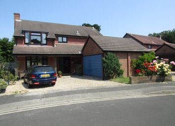 Thumbnail 4 bedroom detached house to rent in The Mallards, Langstone, Havant