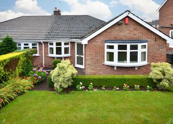 Thumbnail 2 bed semi-detached bungalow for sale in Combe Drive, Meir Heath