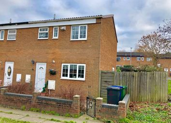Thumbnail 2 bed end terrace house for sale in Rainscar, Wilnecote, Tamworth
