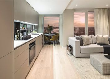 Thumbnail 2 bed flat for sale in Coda, York Road, London
