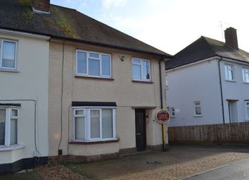 3 bed semi-detached house for sale in Gloucester Crescent, Delapre, Northampton NN4