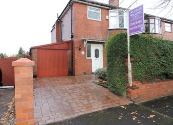 Thumbnail 2 bed semi-detached house for sale in 92 Birch Avenue, Chadderton