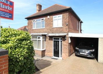 Thumbnail 3 bedroom detached house for sale in 46 Skinner Street, Creswell, Worksop