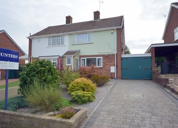 Thumbnail 3 bed semi-detached house for sale in Cuttholme Road, Ashgate, Chesterfield