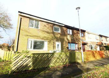 Thumbnail 3 bed terraced house to rent in Braeside, Burnhope, Durham