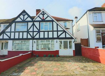 Thumbnail 3 bed end terrace house for sale in Belmont Avenue, Wembley