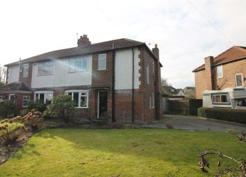 Thumbnail 3 bed semi-detached house for sale in Davyhulme Road, Urmston, Manchester