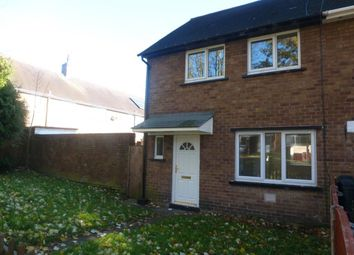 Thumbnail 2 bed property to rent in Woodwards Walk, Acrefair, Wrexham