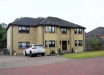 Thumbnail 4 bed detached house for sale in Faulkner Grove, Motherwell, Lanarkshire