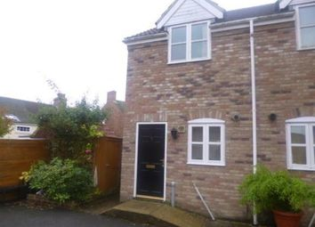 Thumbnail 2 bed semi-detached house to rent in St. Johns Mews, Holbeach, Spalding