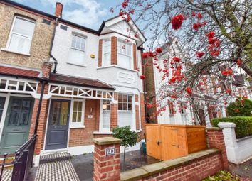 Thumbnail 4 bed end terrace house for sale in Alverstone Avenue, Wimbledon Park