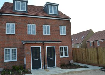 Thumbnail 3 bed semi-detached house to rent in White Clover Close, Stone Cross, Pevensey