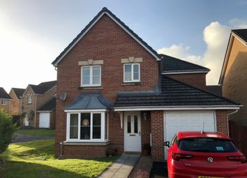 Thumbnail 3 bed detached house for sale in Bardsey Island Way, Caerphilly