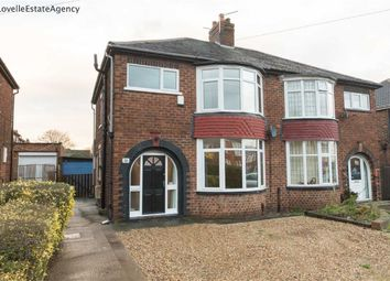 Thumbnail 3 bed property for sale in Angerstein Road, Scunthorpe