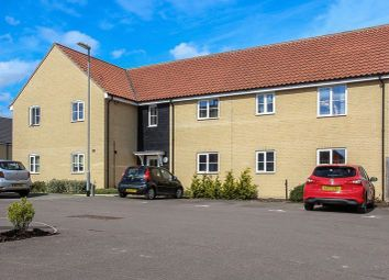 Thumbnail 2 bed flat for sale in Celandine View, Soham, Ely