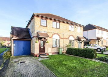 Thumbnail 3 bedroom semi-detached house for sale in Groundsell Close, Walnut Tree, Milton Keynes, Bucks