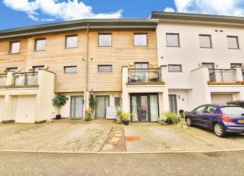 Thumbnail 4 bed town house for sale in St Stephen's Court, Maritime Quarter, Swansea