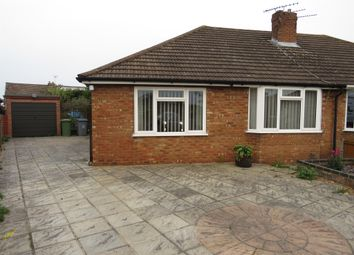 Thumbnail 3 bed semi-detached bungalow for sale in Varvel Close, Sprowston, Norwich