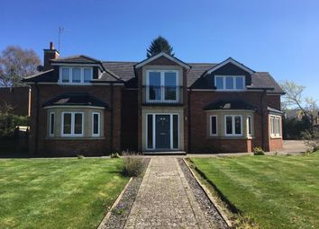 Thumbnail Detached house for sale in Middle Drive, Darras Hall, Ponteland, Newcastle