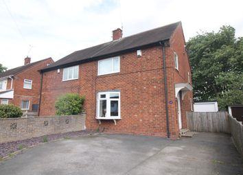 Thumbnail 3 bed semi-detached house for sale in Treegarth Square, Bestwood Park, Nottingham