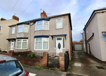 Thumbnail 3 bed semi-detached house for sale in Park Lane, Darlington