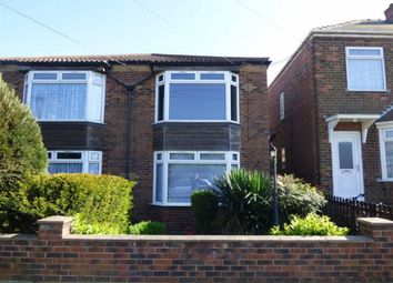 Thumbnail 1 bed flat to rent in Northfield Avenue, Hessle, East Yorkshire