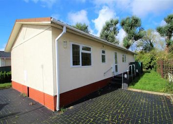 Thumbnail 2 bedroom mobile/park home for sale in Mayfield Caravan Park, Thorney Mill Road, West Drayton