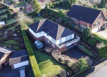 Thumbnail 3 bedroom detached bungalow for sale in Sandhill, Rivendell Lane, Birchall, Leek