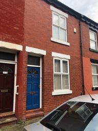 Thumbnail 2 bed terraced house to rent in Hatton St, Longsight, Manchester