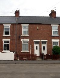 Thumbnail 2 bed terraced house to rent in Ronald Road, Doncaster
