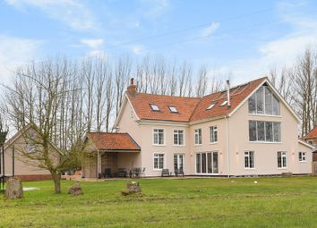 Thumbnail 5 bed detached house for sale in Badley Moor, Dereham