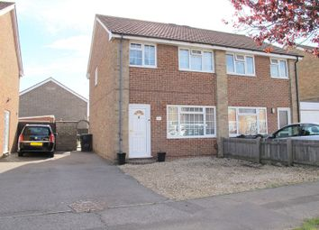 Thumbnail 3 bed semi-detached house for sale in Spencer Drive, Lee-On-The-Solent