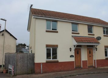 Thumbnail 2 bed end terrace house to rent in King Street, Honiton